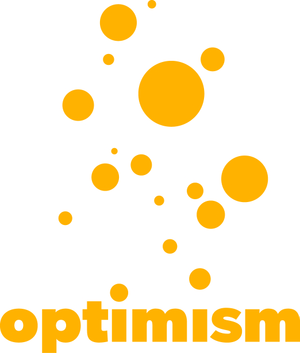 Optimism Brewing Company logo