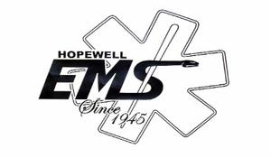 Hopewell Emergency Crew logo