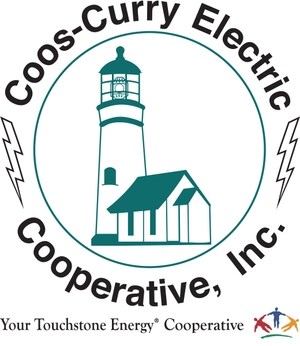Coos-Curry Electric Cooperative, Inc. logo
