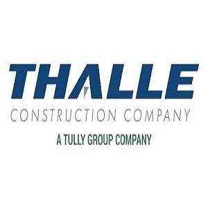 Thalle Construction  Company logo