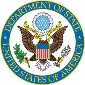 Embassy of the United States, Rabat, Morocco logo