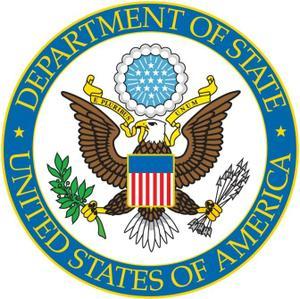 Embassy of the United States, Rabat, Morocco logo