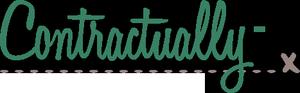 Contractually logo