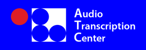 Audio Transcription Center logo