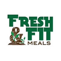 Fresh & Fit Meals logo