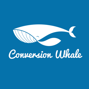 Conversion Whale logo