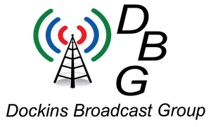 Dockins Broadcast Group logo