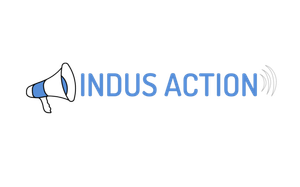 Indus Action logo