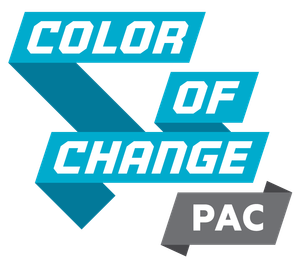 Color Of Change PAC logo