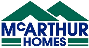 McArthur Homes logo