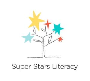 Super Stars Literacy logo