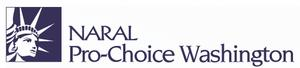 NARAL Pro-Choice Washington logo