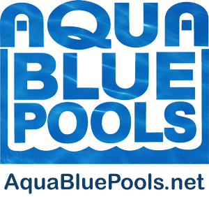 Aqua Blue Pools logo