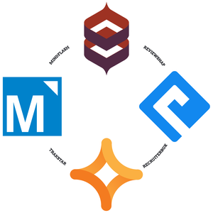Trakstar, Reviewsnap, Recruiterbox, Mindflash logo