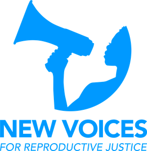 New Voices for Reproductive Justice logo