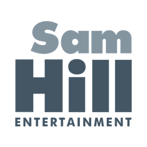 Sam Hill Entertainment logo