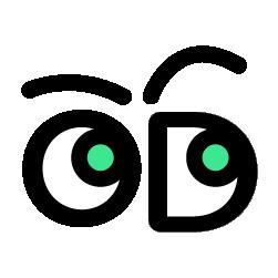 Whodat™ logo
