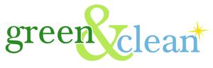 Green & Clean Maid Service logo