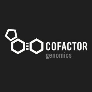 Cofactor Genomics logo