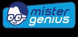 Mister Genius logo