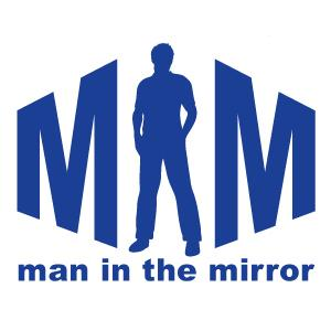 Man in the Mirror logo