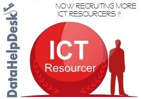 The ICT Resourcer logo