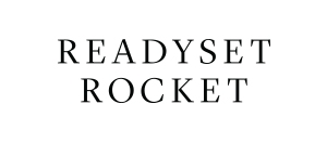 Ready Set Rocket logo