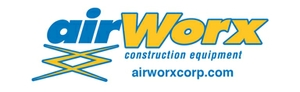Airworx Construction Equipment logo