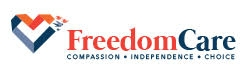 Freedom Care logo