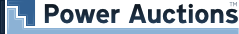 Power Auctions logo