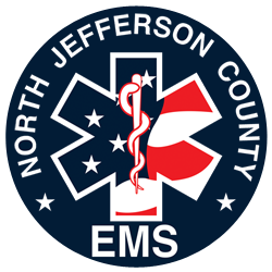 North Jefferson County EMS logo