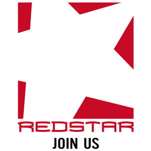 Red Star 3D logo