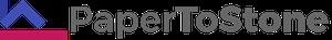 PaperToStone logo