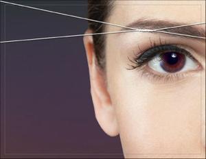 Eyebrow Threading logo