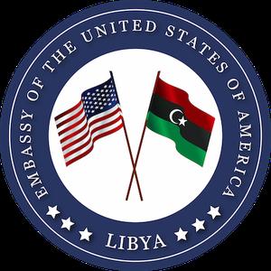 U.S. Embassy Libya logo