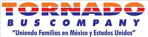 Tornado Bus Company logo