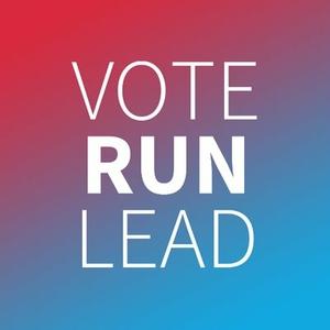 VoteRunLead logo