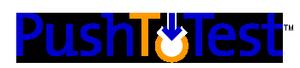 PushToTest logo