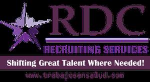 RDC Recruiting Services logo