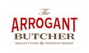 The Arrogant Butcher logo