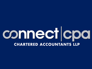 ConnectCPA LLP, Chartered Accountants logo