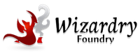 Wizardry Foundry logo