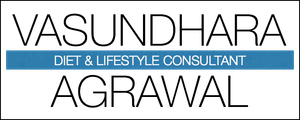 Vasundhara Agrawal, Diet and Lifestyle Consultant logo