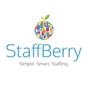 StaffBerry logo
