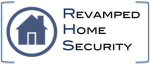 Revamped Home Security logo